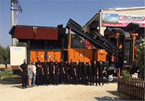 Tirdzniecības laukums FABO Stone Crushing Machines & Concrete Batching Plants Manufacturing Company