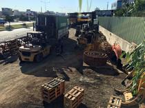 Tirdzniecības laukums KESKIN CONSTRUCTION LIMITED COMPANY