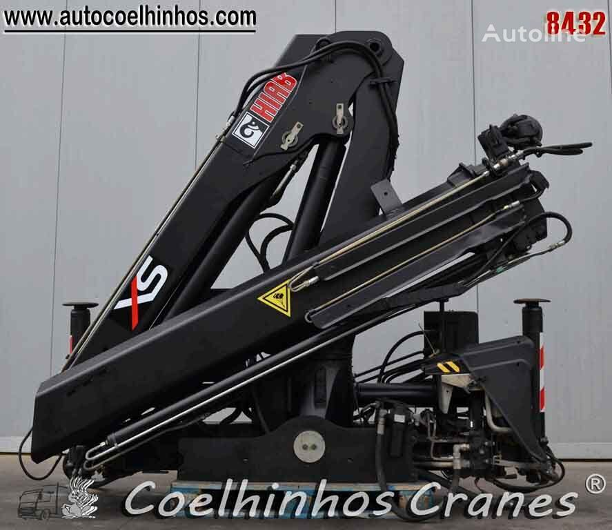 HIAB 102 XS / 2B CL celtnis-manipulators