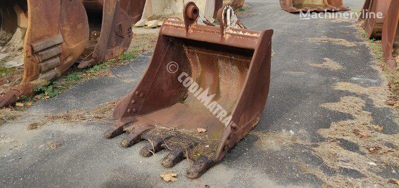 CASE GODET TERRASSEMENT 1250MM ekskavatora kauss