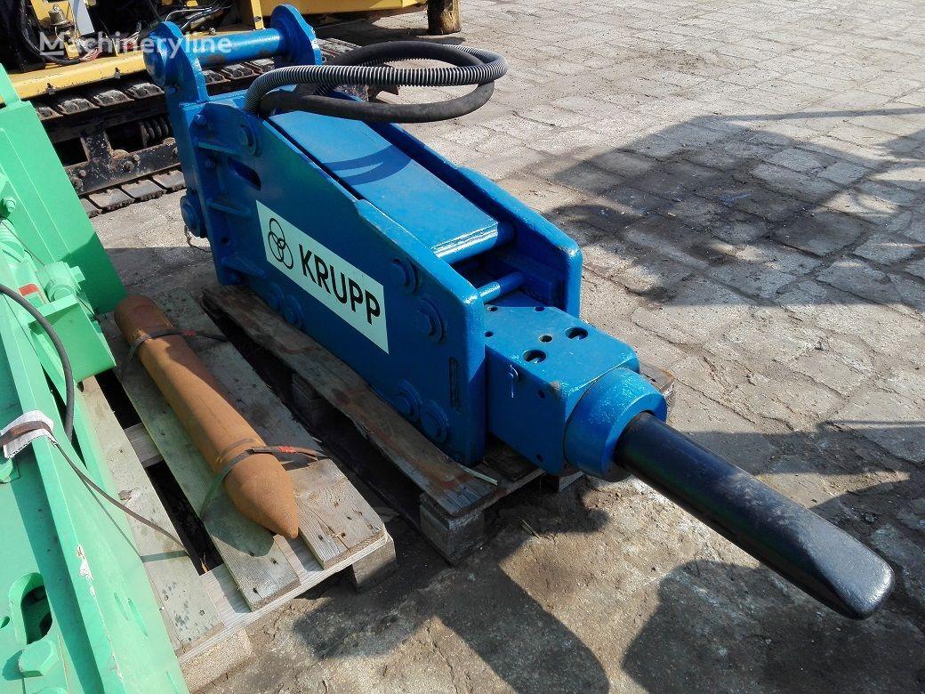 KRUPP HM 720 hidrauliskais āmurs