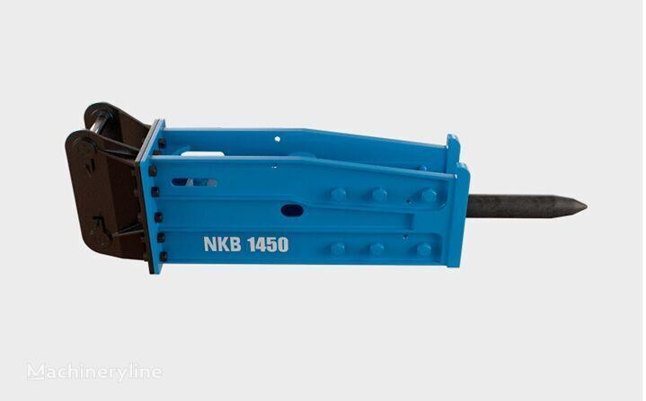 jauns NKB 1450 hidrauliskais āmurs