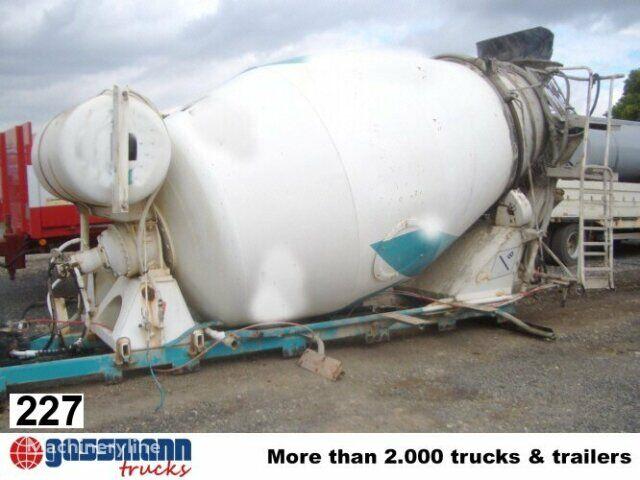 Andere Mischer ca. 7m³ mit hydr. Antrieb sajaukšanas tvertne