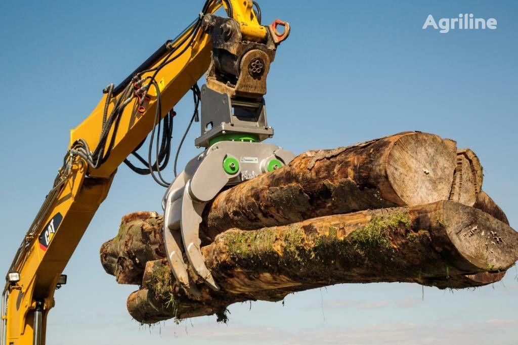 jauns FINGER GRAPPLE / THUMB GRAB / ROTATION SELECTOR treilējamo koku satvērējs