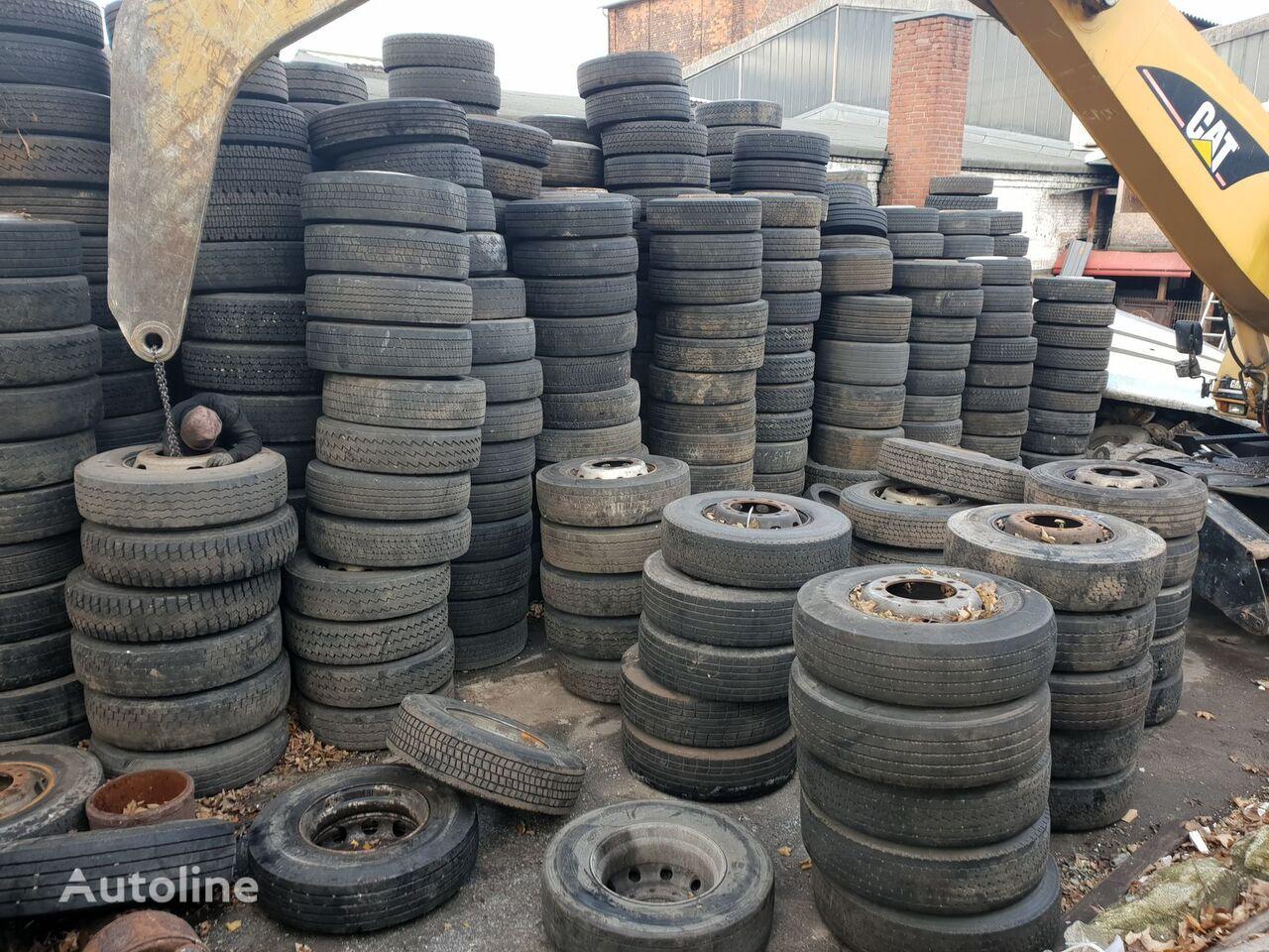 Busreifen Lkw Reifen Anhänger 295 , 275, 315 365 385 , 445 425 4 autobusa riepa