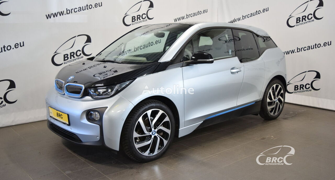 BMW I3 A/T Rapid Charging hečbeks