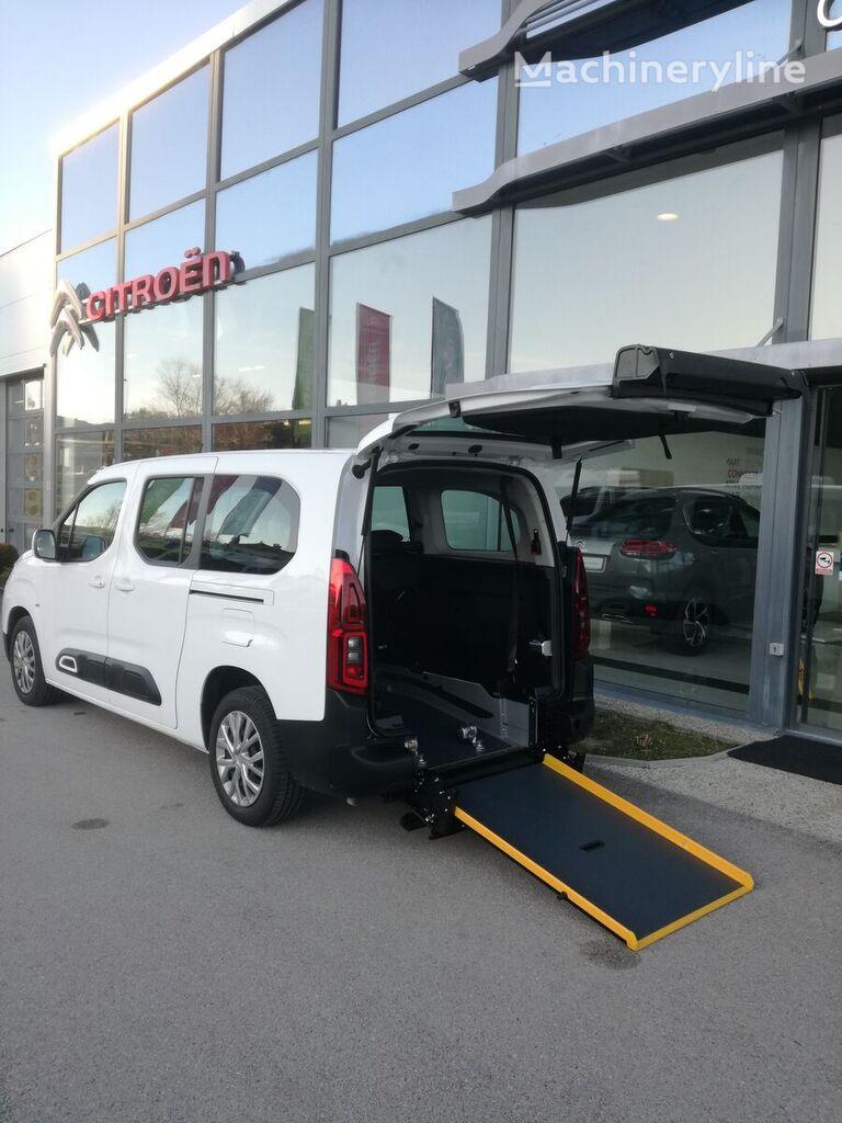 jauns CITROEN BERLINGO LIVE XL DISABILI mikroautobuss ātrās palīdzības mašīna