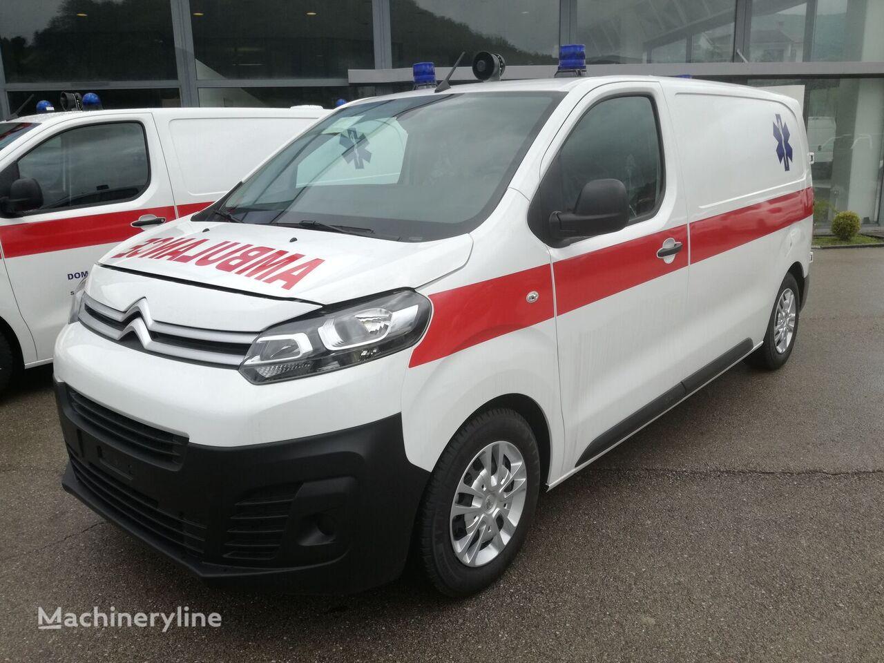 jauns CITROEN JUMPY M mikroautobuss ātrās palīdzības mašīna
