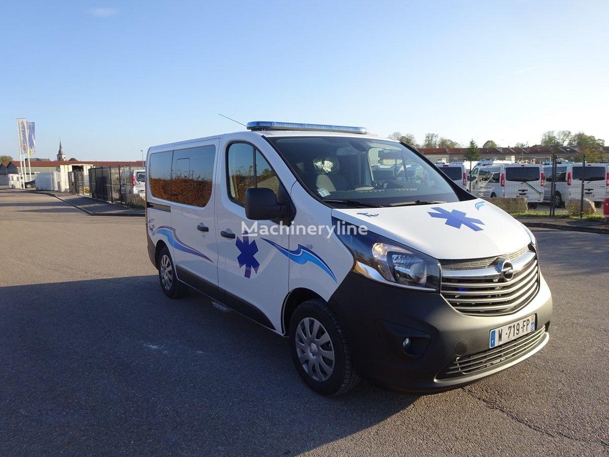 jauns OPEL VIVARO  mikroautobuss ātrās palīdzības mašīna