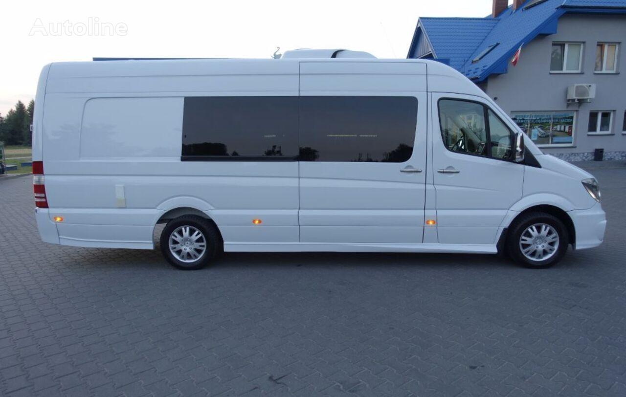 MERCEDES-BENZ Sprinter mikroautobuss kravas un pasažieru