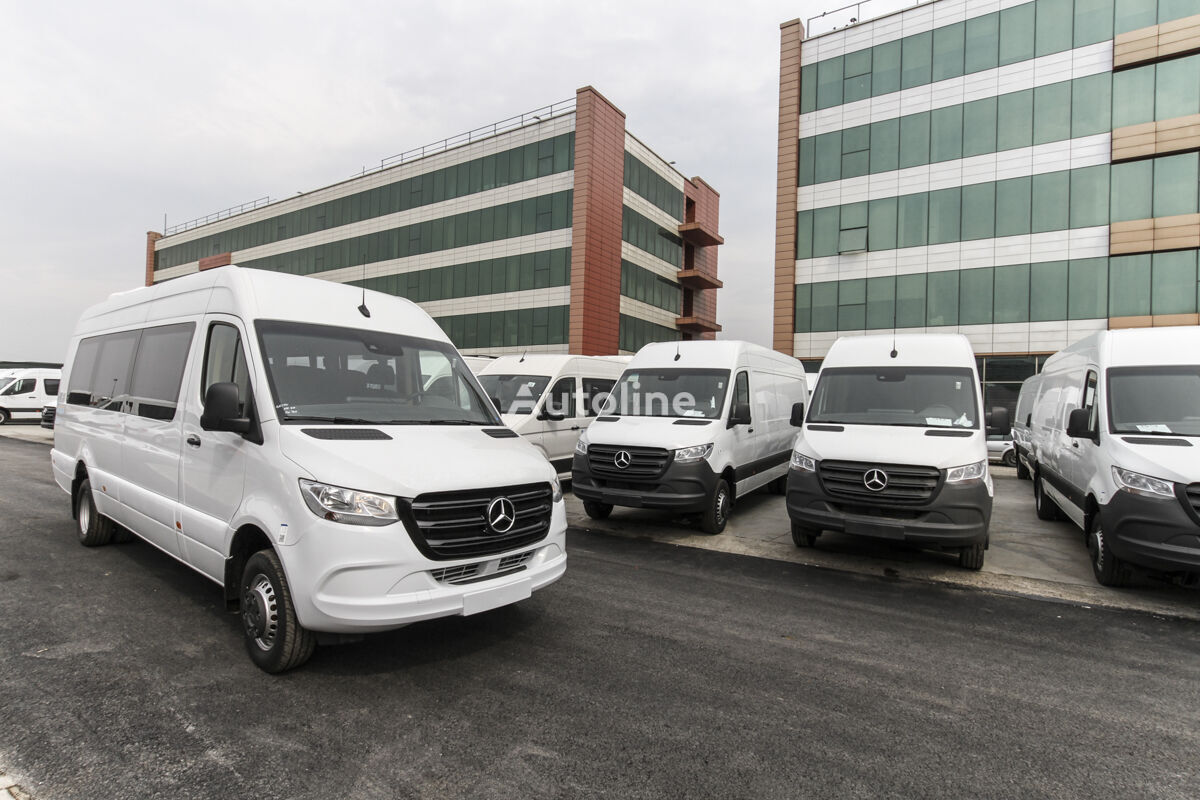jauns MERCEDES-BENZ IDILIS 516 19+1+1 *COC* 5500kg * Ready for delivery mikroautobuss pasažieru