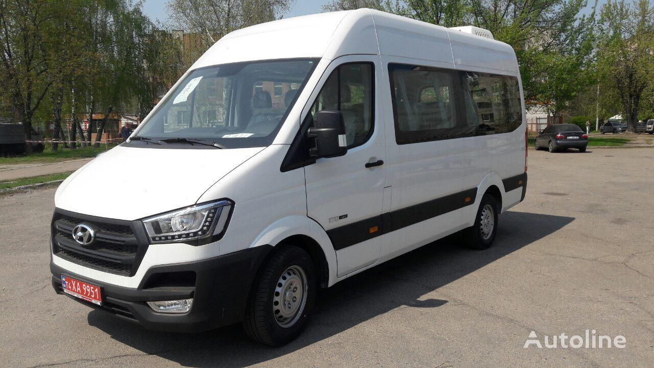 jauns HYUNDAI H350 mikroautobuss pasažieru