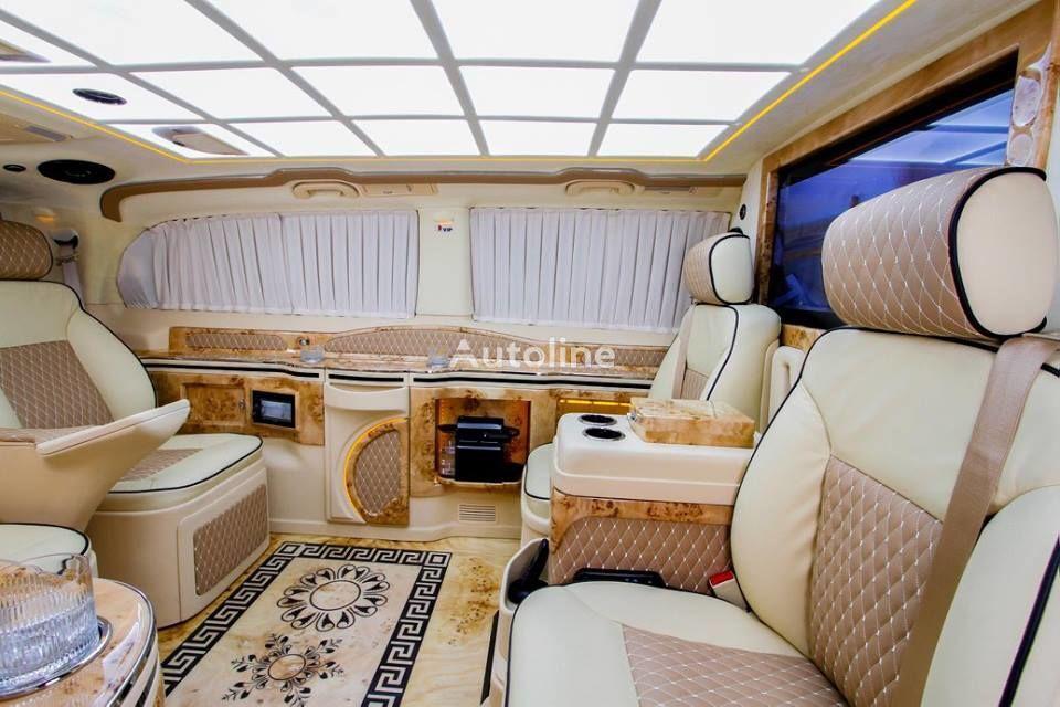 jauns MERCEDES-BENZ Doktor VIP ® | V250 XXL |Armoured Bulletproof VIP mikroautobuss pasažieru