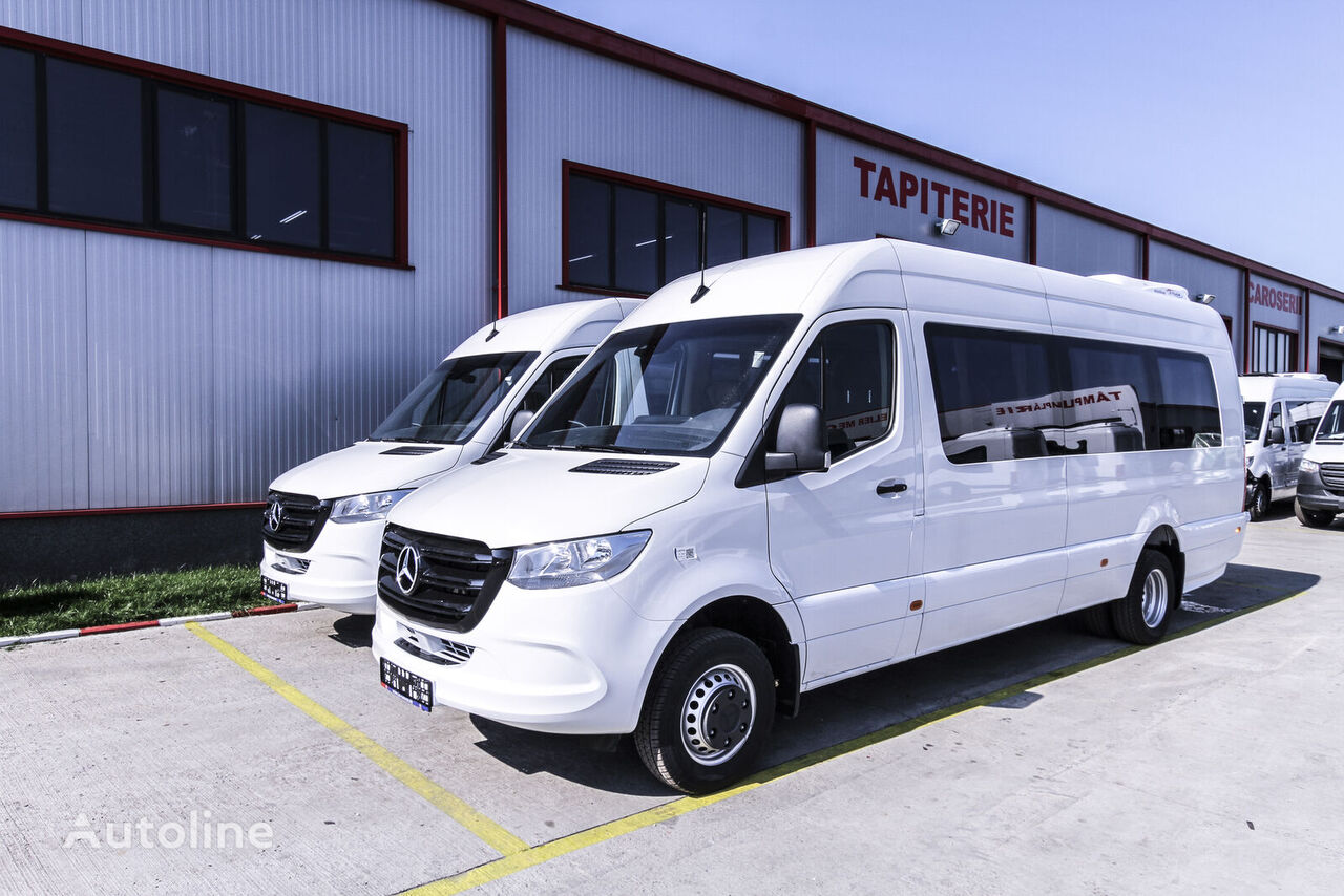 jauns MERCEDES-BENZ Idilis 519 19+1+1 *COC* Ready for delivery mikroautobuss pasažieru