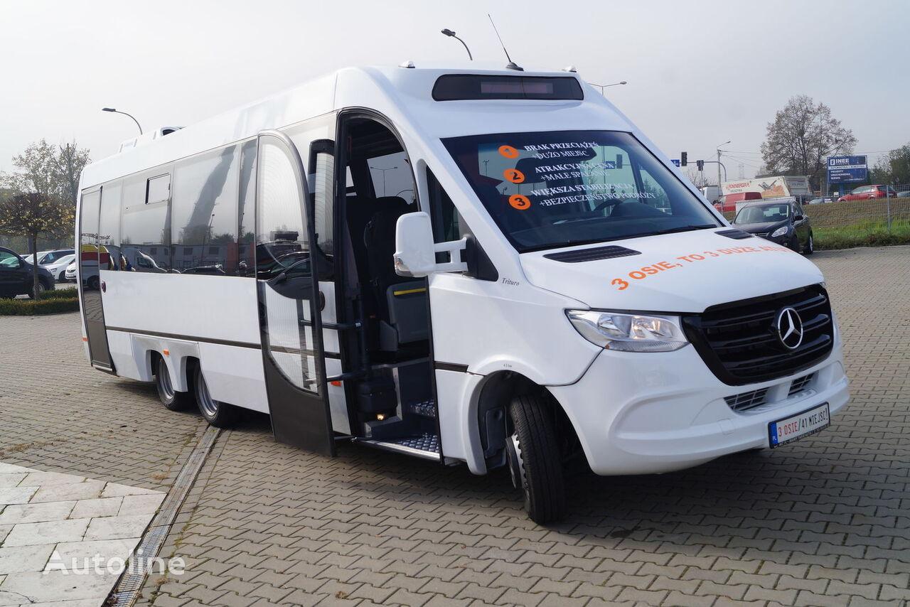 jauns MERCEDES-BENZ Sprinter mikroautobuss pasažieru