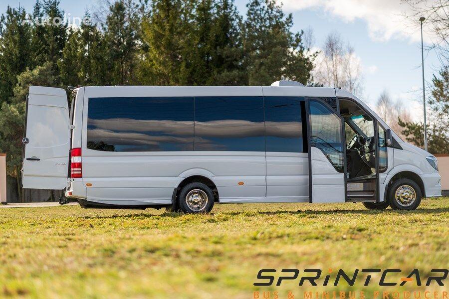 jauns MERCEDES-BENZ Sprinter 519 cdi   mikroautobuss pasažieru