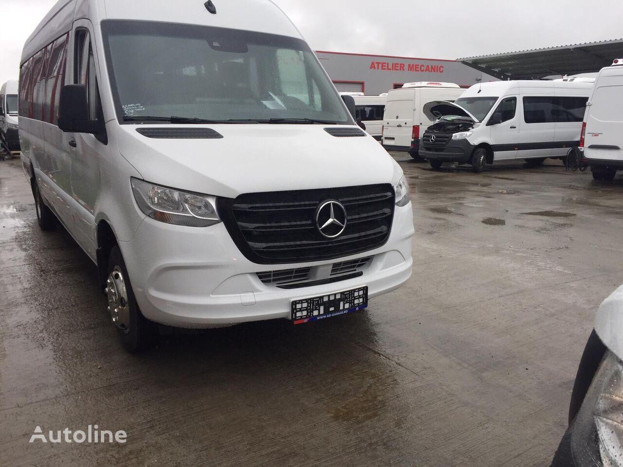 jauns MERCEDES-BENZ Sprinter IDILIS 516,  22+1+1  *COC*  prolonged with 50cm fiber/s mikroautobuss pasažieru