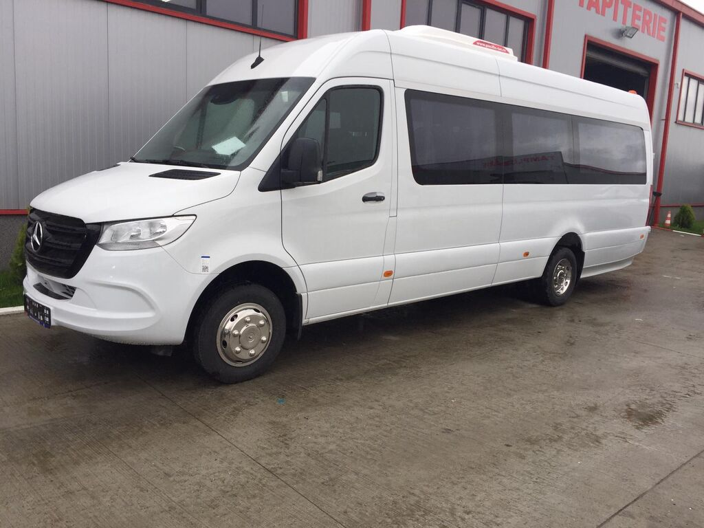 jauns MERCEDES-BENZ Sprinter IDILIS 519,  *COC*  prolonged with 50cm fiber/steel, ST mikroautobuss pasažieru