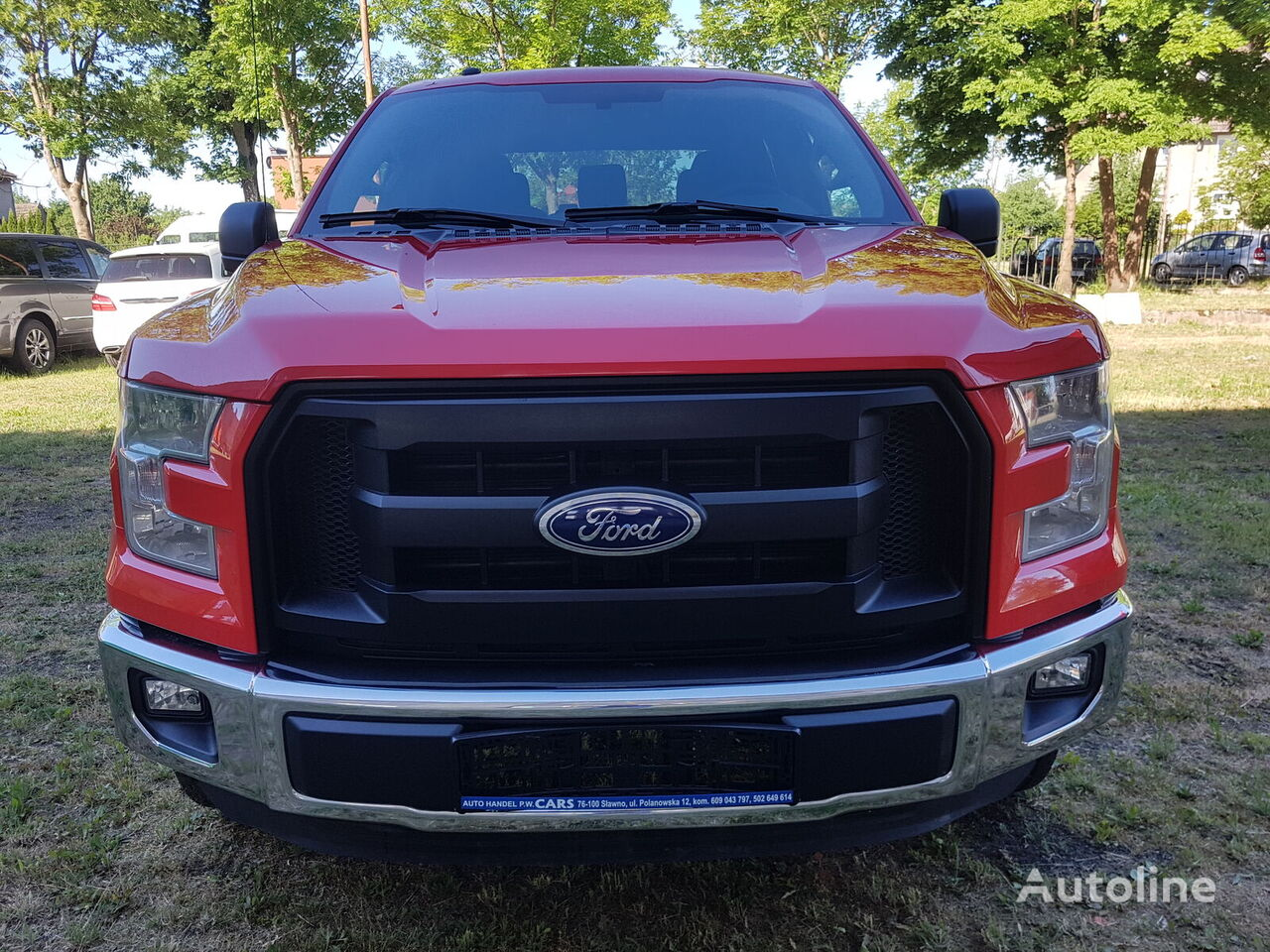 FORD F150 pikaps