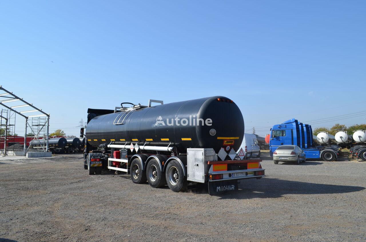 MAGYAR SR40BT - INOX bitumena cisterna