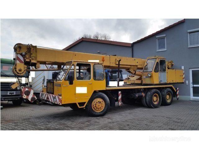 LIEBHERR Mobilkran LT1025-25t-Allrad 33 m 2x Seilwinde Kranwagen autoceltnis