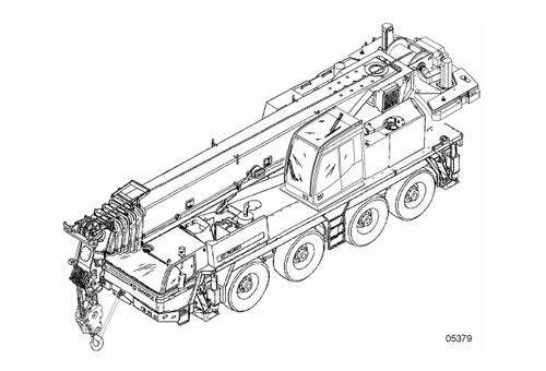 TADANO ATF 80-4 autoceltnis
