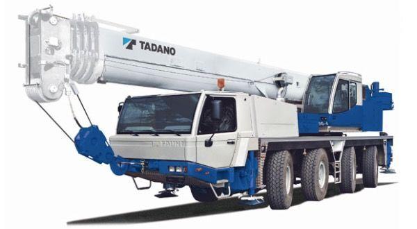 TADANO ATF65G-4 autoceltnis
