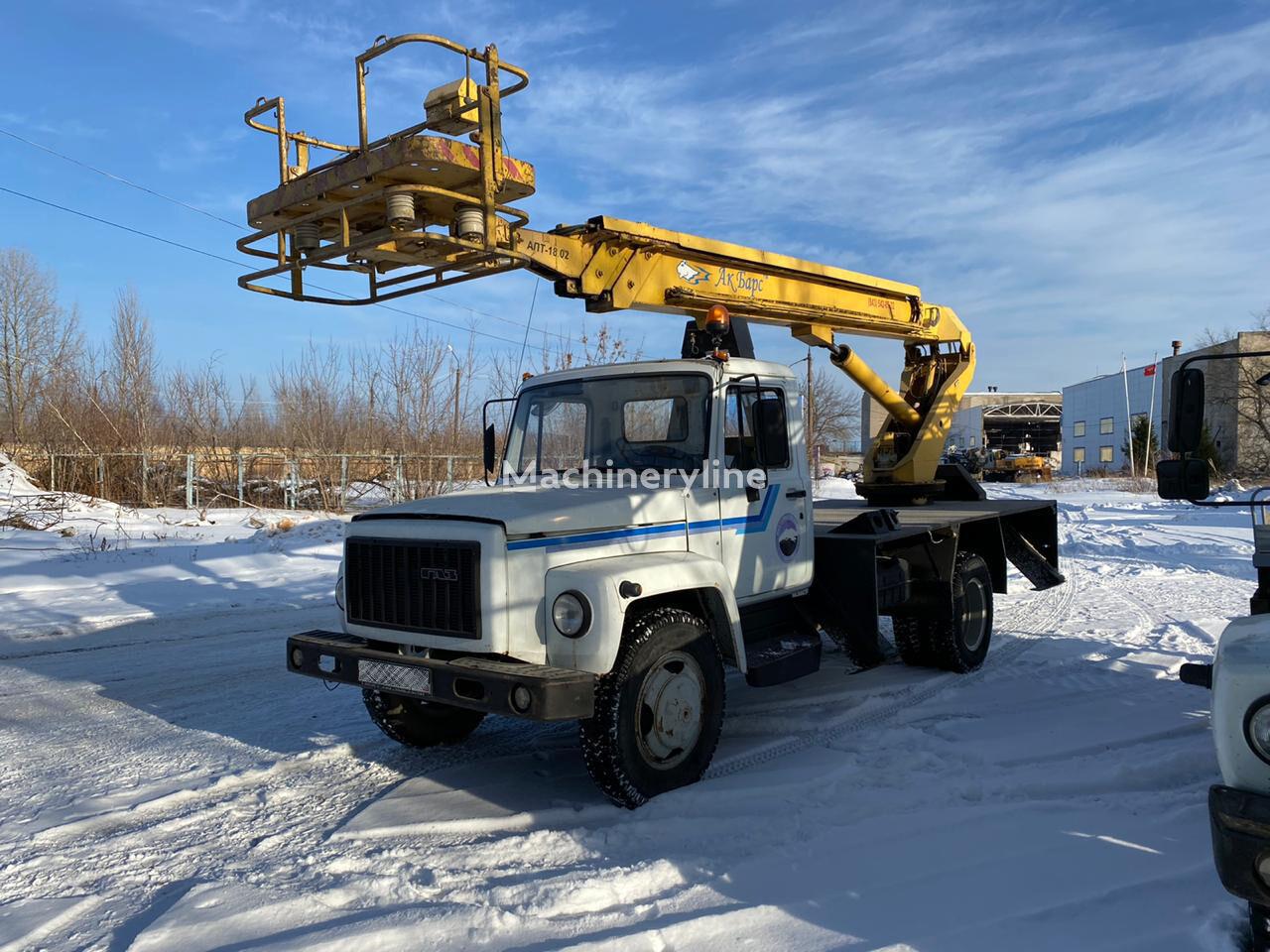 GAZ 3309 autotornis