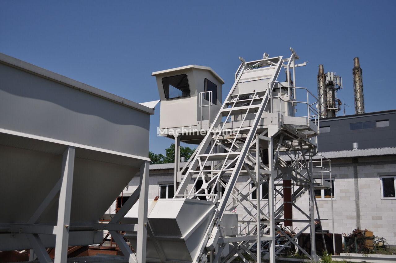 jauns Bp1000 betona rūpnīca