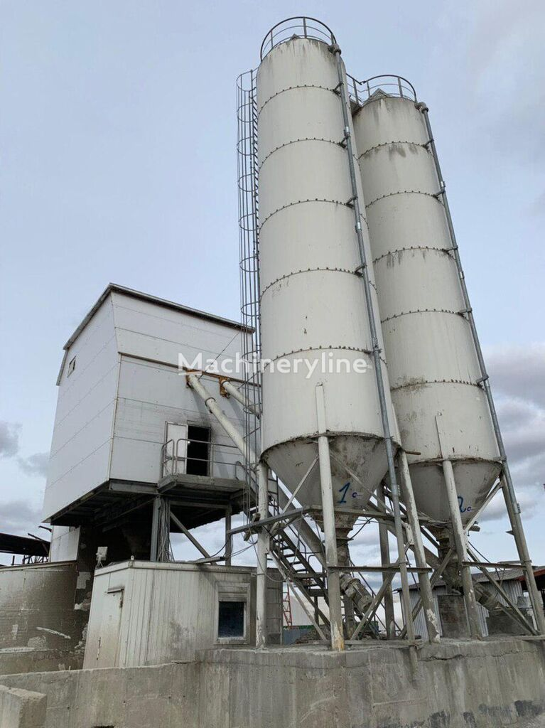 LIEBHERR Betomix 2.25-A-R/DW betona rūpnīca