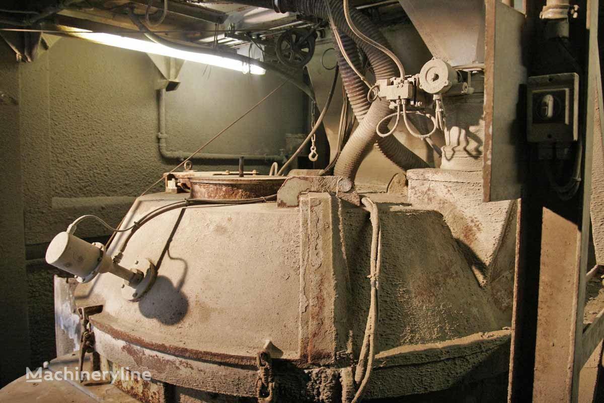 LIEBHERR Pemat PM30/750 betona rūpnīca