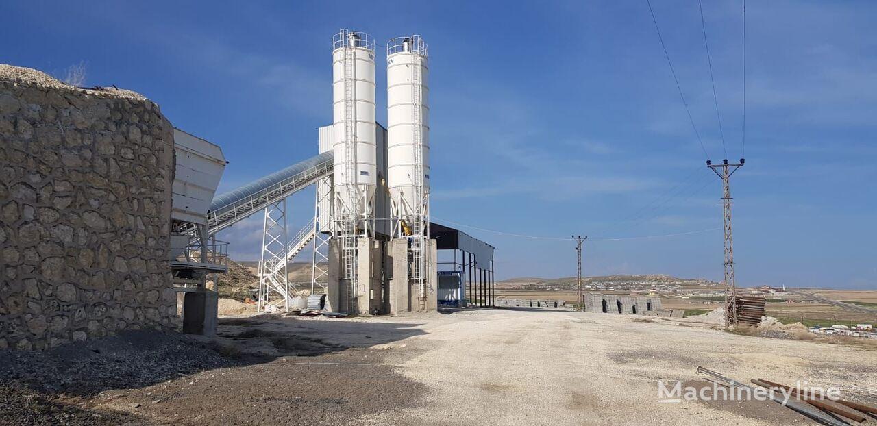 MEKA Meka 120 betona rūpnīca