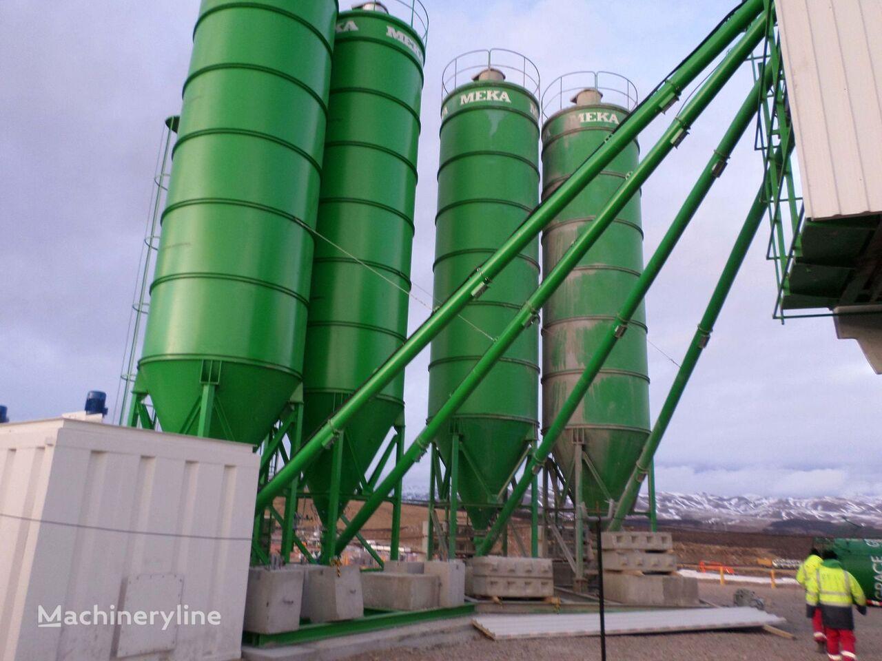 jauns MEKA Razlichnoe oborudovanie betona rūpnīca