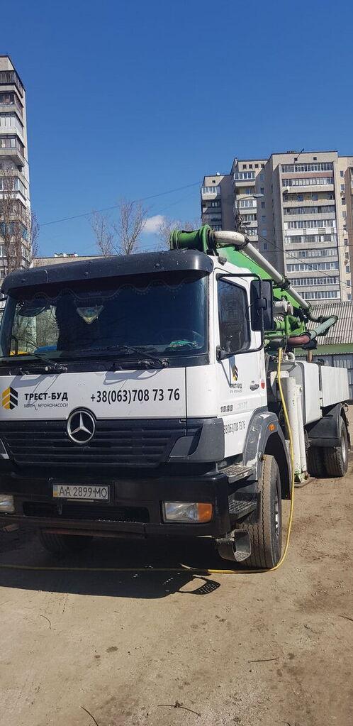 MERCEDES-BENZ Schiwing 24 M betona sūknis