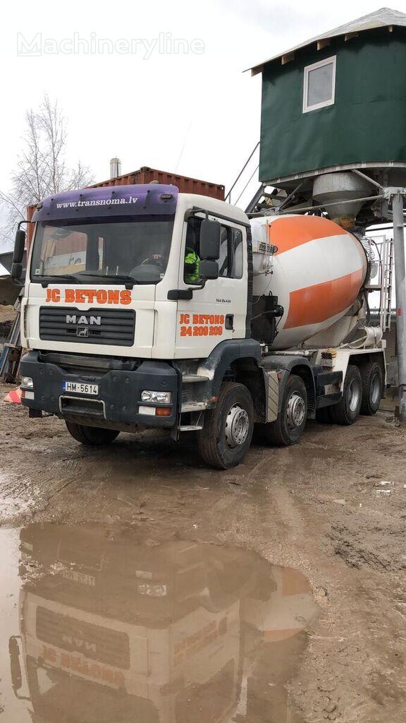 MAN TGA 41.430 betonvedējs