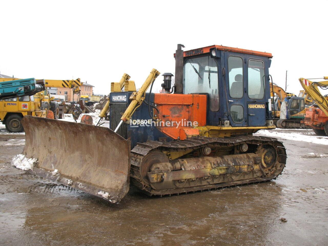 HANOMAG 580 buldozers