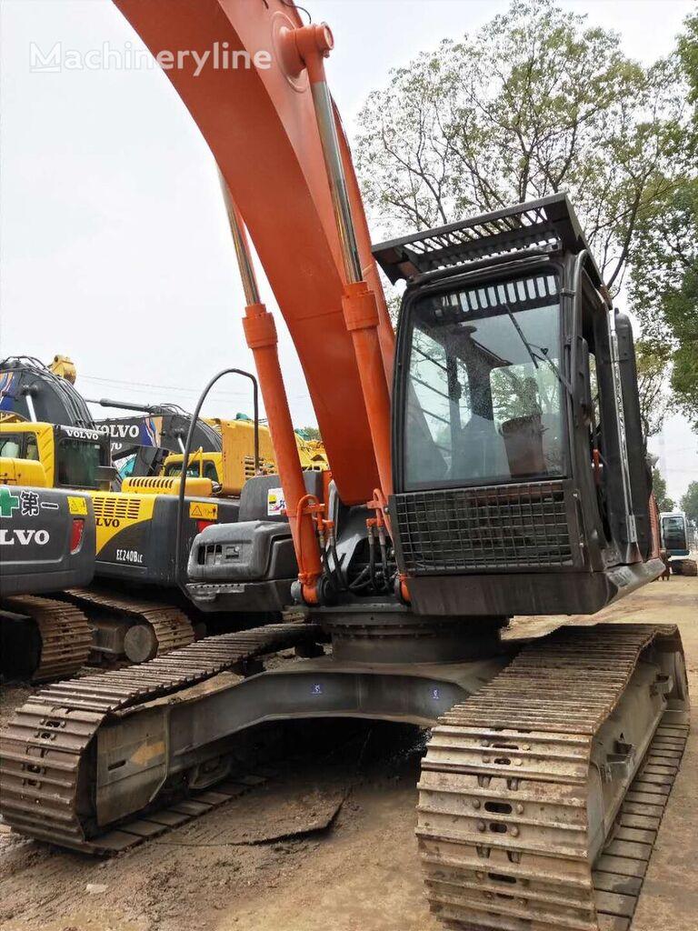CATERPILLAR Crawler excavator ekskavators ar taisnu lāpstu