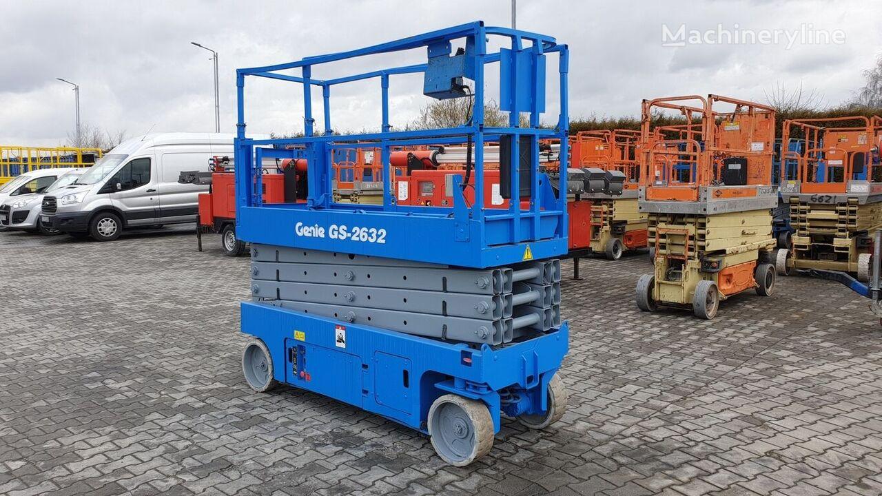 GENIE GS2632 šķērveida pacēlājs