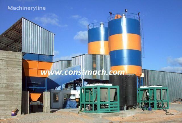 jauns CONSTMACH STATIONARY 240 FULL AUTOMATIC CONCRETE FACTORY betona rūpnīca