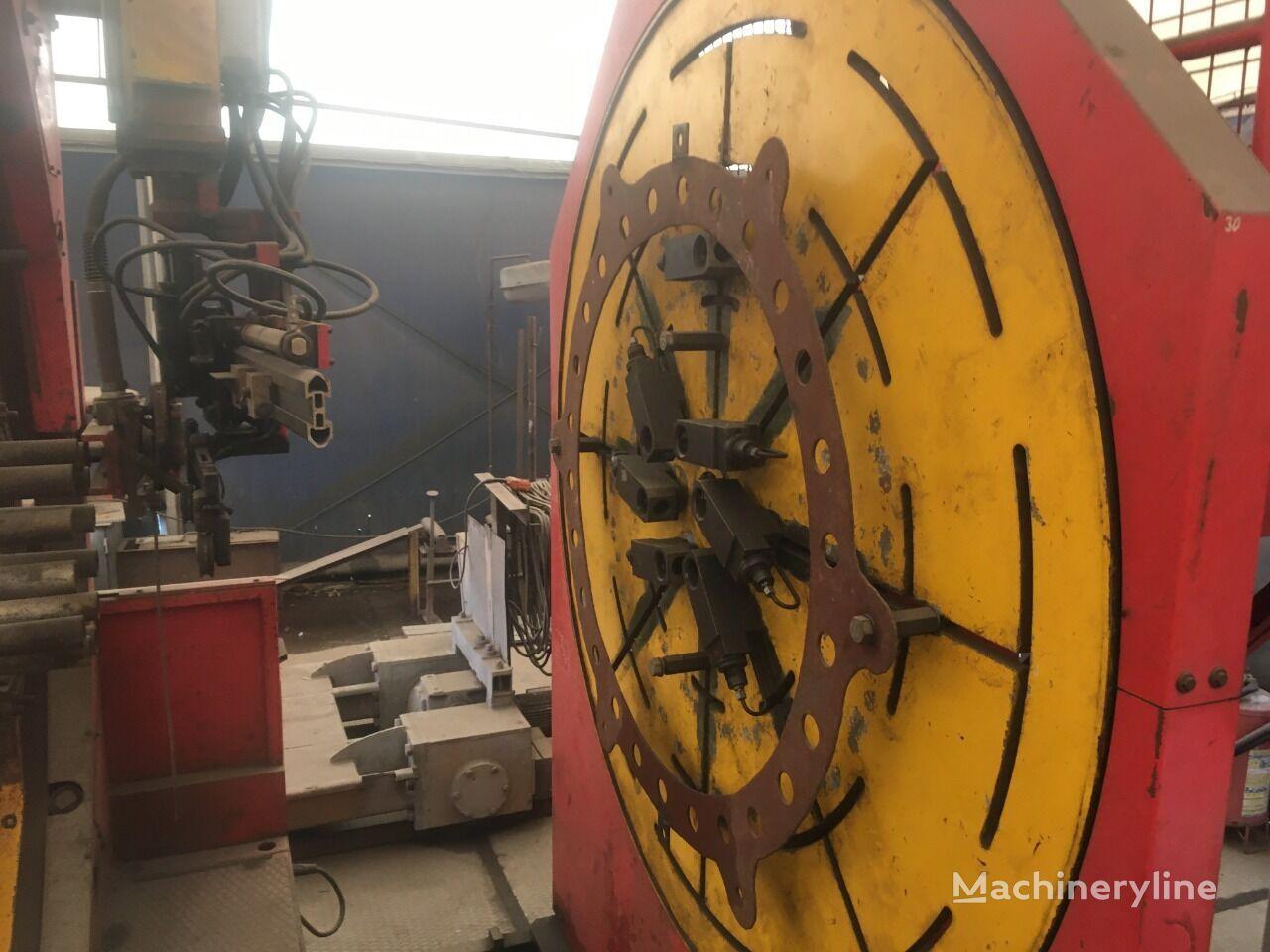 MEP s.p.a GAM 1500 HS citas metālapstrādes iekārtas