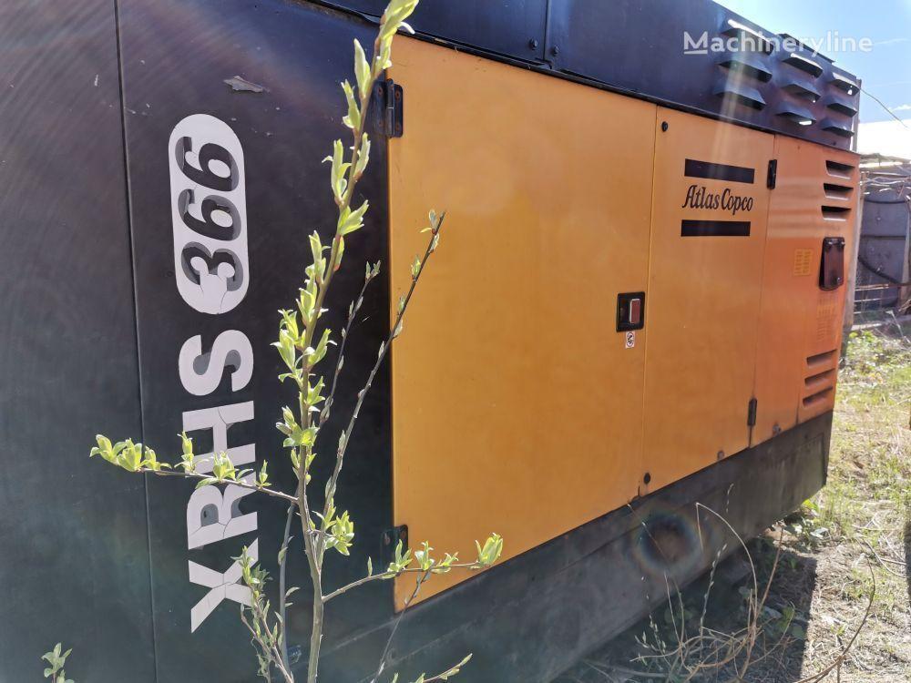 Atlas Copco XRHS 366 kompresors