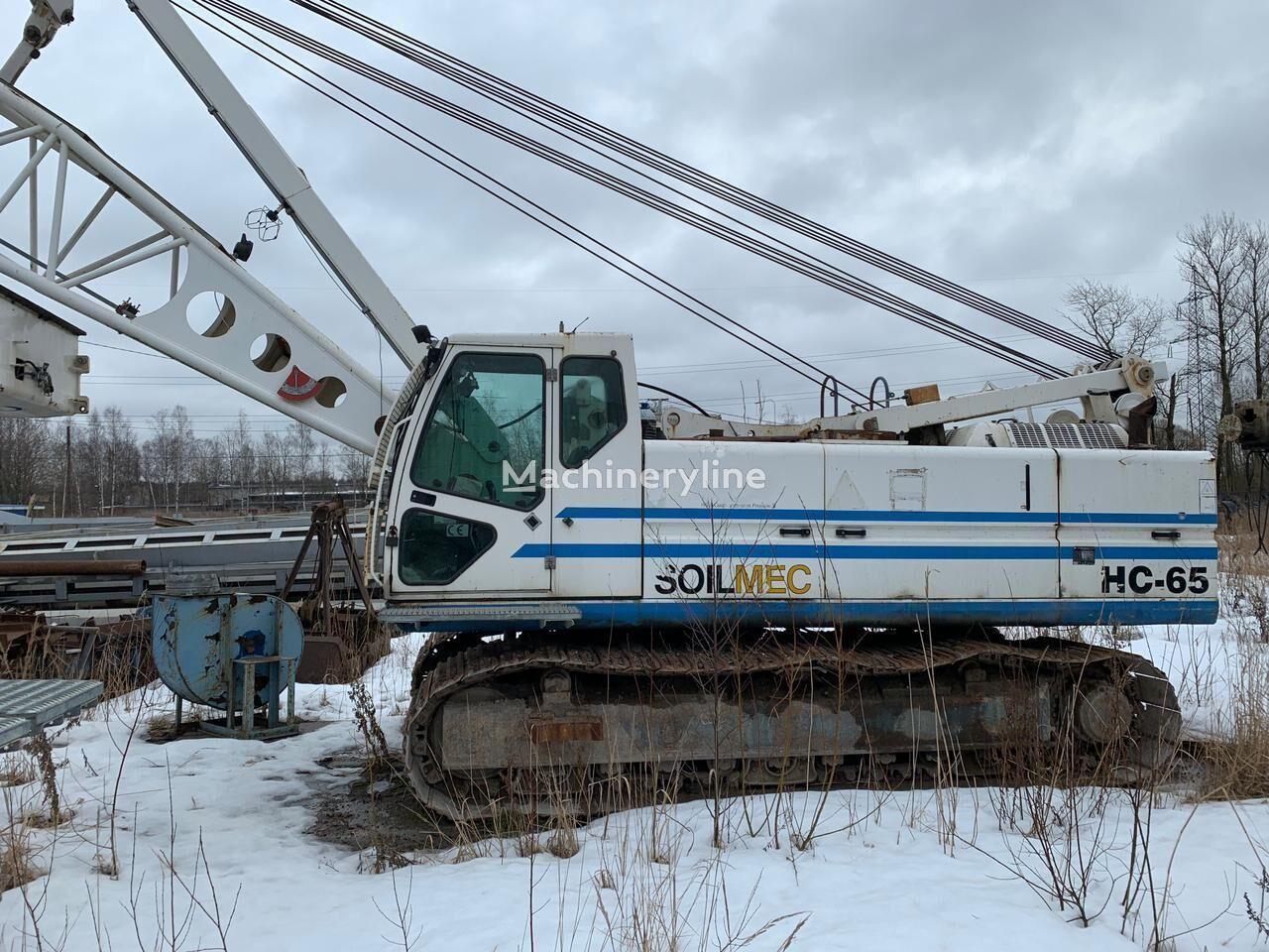SOILMEC HC 65 urbšanas iekārta