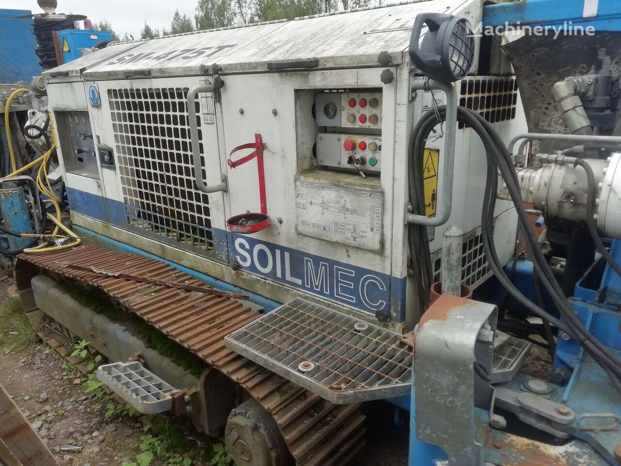 SOILMEC SM-475T   urbšanas iekārta