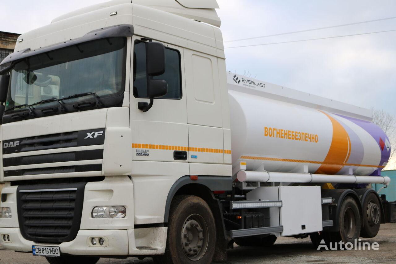 DAF degvielas cisterna
