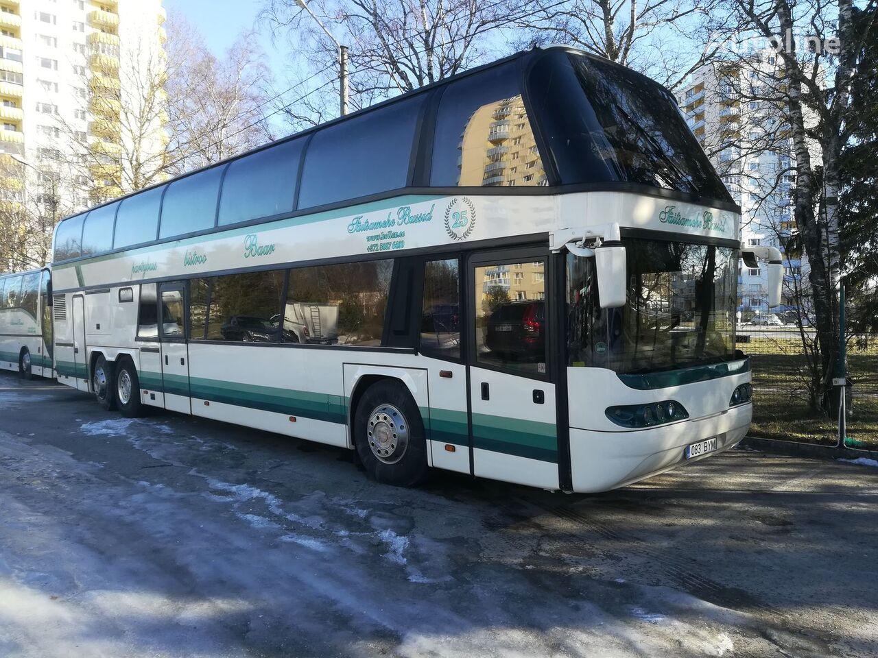 NEOPLAN divstāvu autobuss
