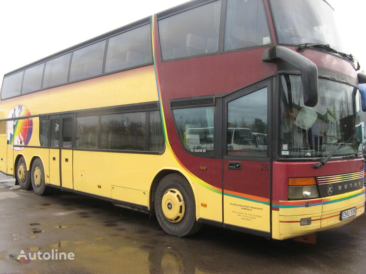 SETRA S 328 DT  divstāvu autobuss