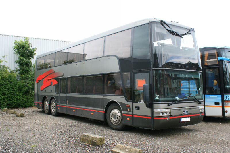 VAN HOOL TD924 Astromega divstāvu autobuss