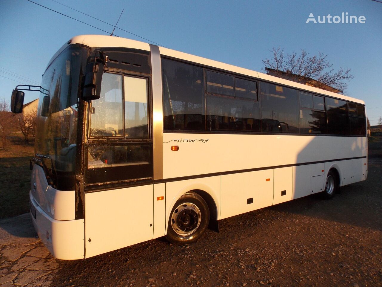 IRISBUS Midway Irisbus Iveco Eurorider Midys ekskursijas autobuss