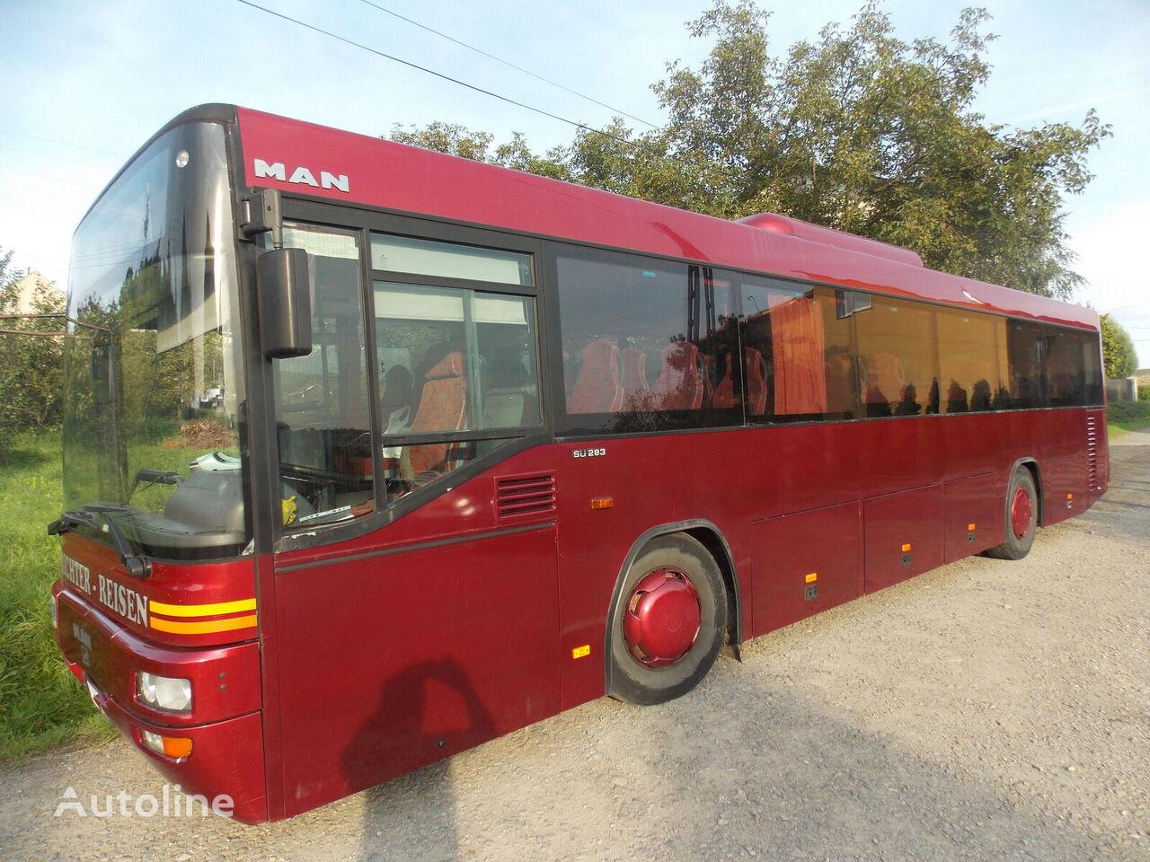MAN SU 283 A72 263 Midi 469 ekskursijas autobuss