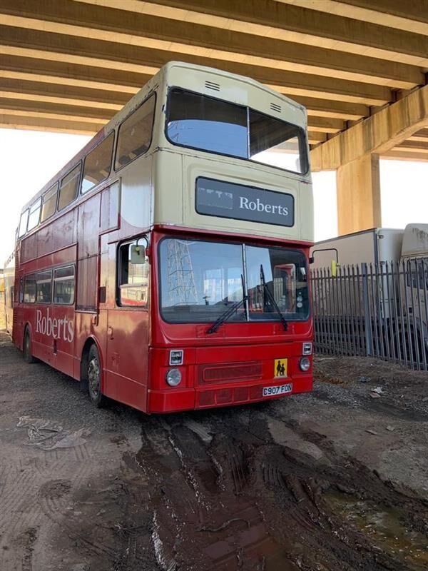 MCW METROBUS EX WMPTE ekskursijas autobuss